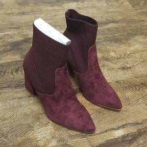 Steve Madden Women's Remy Sock Booties